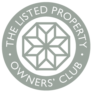 listed properties owners club logo
